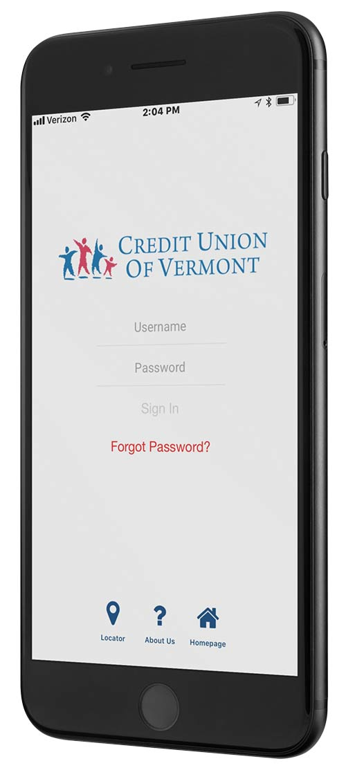 Mobile Deposit User Guide - Credit Union of Vermont